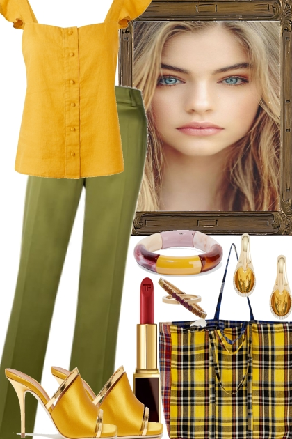 JUST FOR SPRING- Fashion set