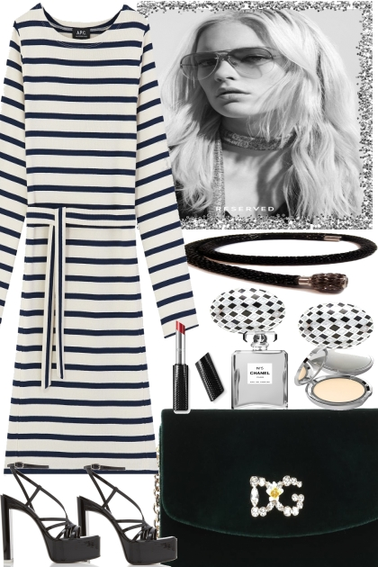 D&G AND STRIPES
