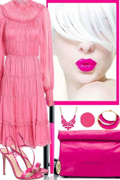 GO WITH PINK