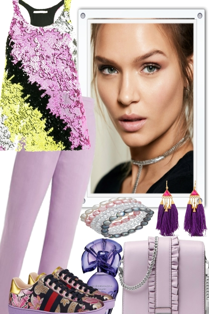 SUMMER WITH LAVENDER