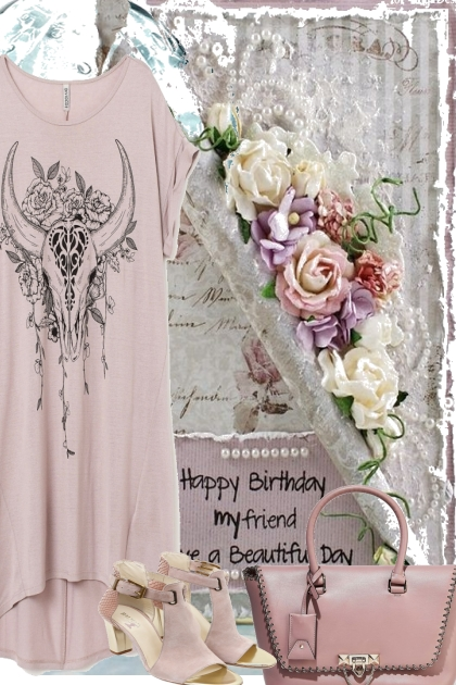 JUST AN EASY STYLE, CASUAL BIRTHDAY PARTY