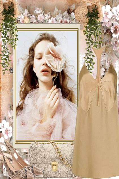 GOLDEN  NIGHTS- Модное сочетание