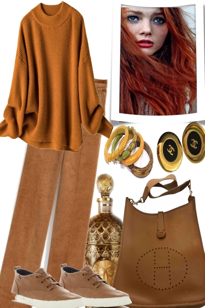 FALL BEAUTY IN A COMFY STYLE