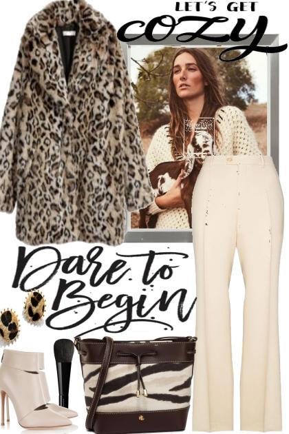LET´S GET COSY- Fashion set