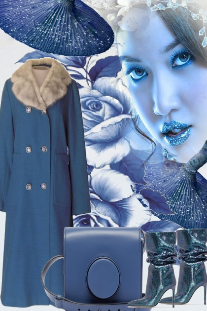 GET  THE BLUES IN WINTER