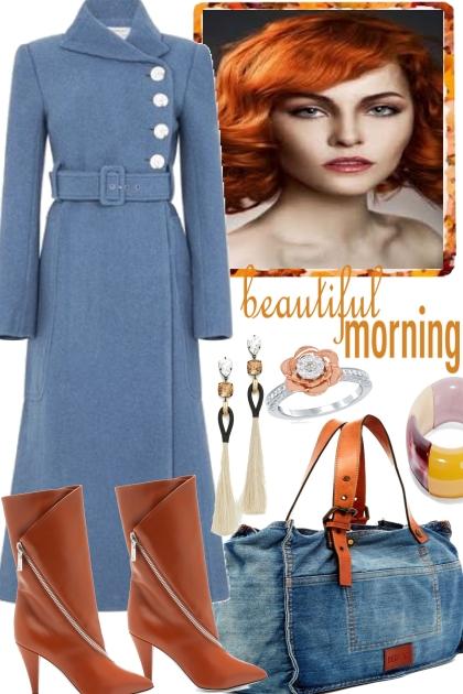 BEAUTIFUL MORNING IN BLUES