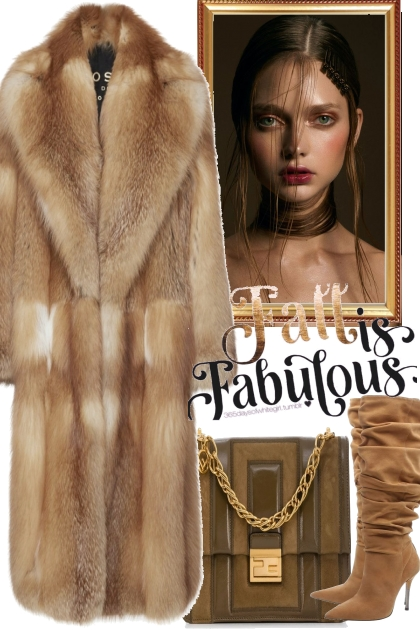 FALL IS FABULOUS- Fashion set
