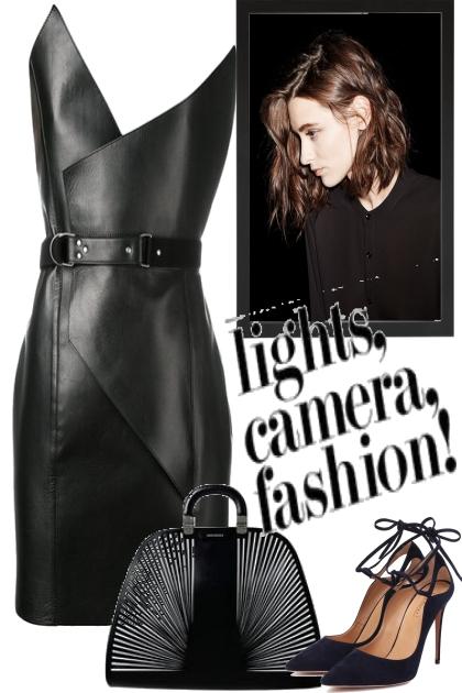 LIGHTS, CAMERA, FASHION- Combinazione di moda