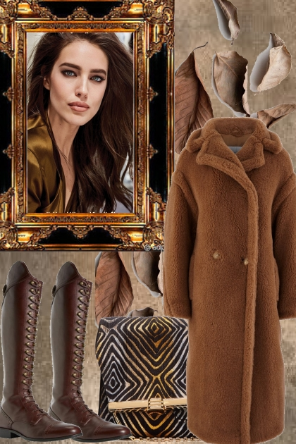 WARM AND COMFY COAT