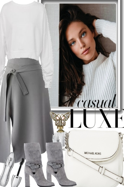 -casual luxe