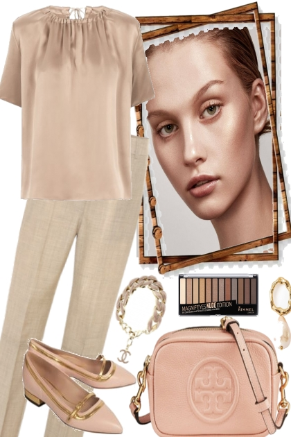 NATURAL COLORS FOR SPRING