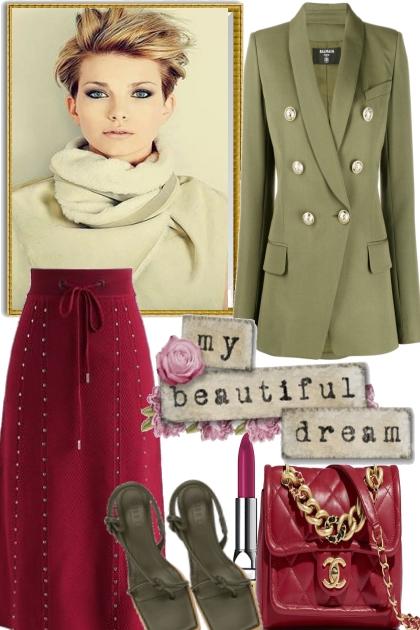 BEAUTIFUL DREAM-