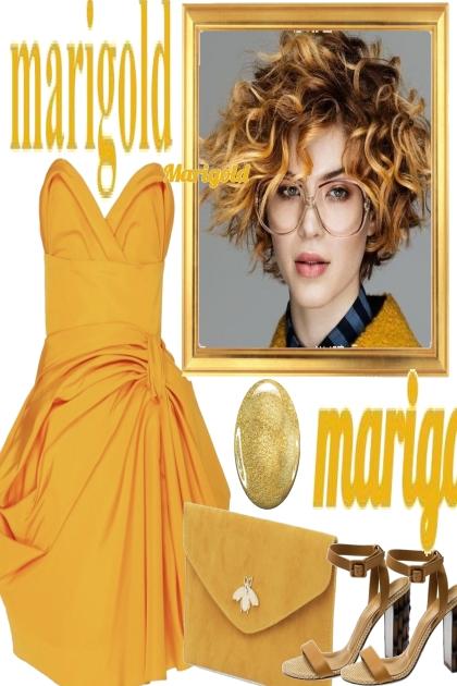 GOLD, MARIGOLD