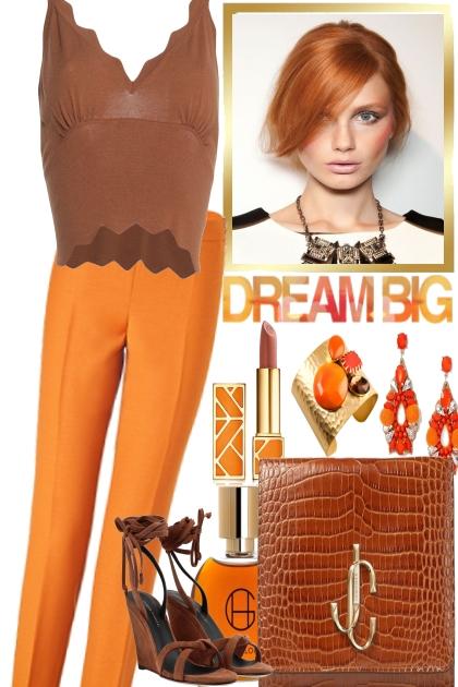 DREAM BIG-BIG DREAMS- Fashion set