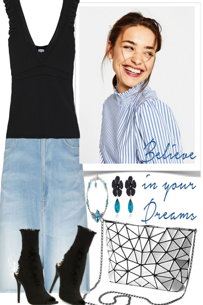 BELIEVE... IN YOUR DREAMS- Fashion set