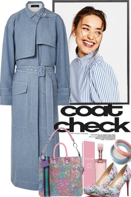 COAT CHECK- Fashion set