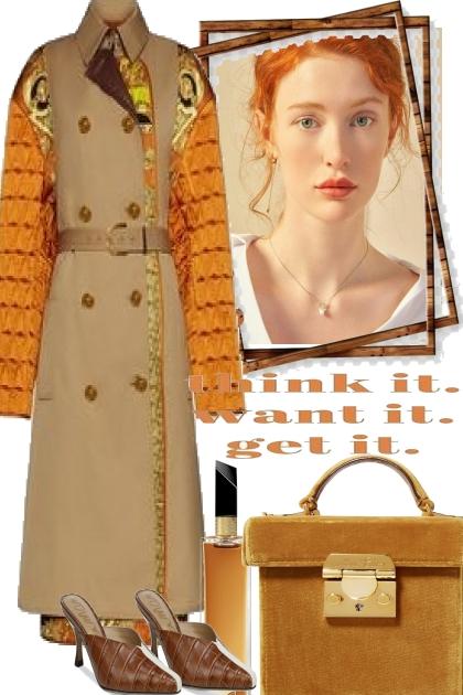 -NEW COAT-SPRING- Fashion set