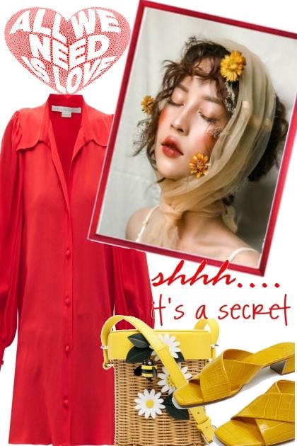 SHHHH IT´S A SECRET