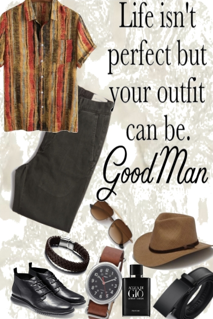 LIFE ISN´T PERFECT, BUT YOUR OUTFIT CAN BE