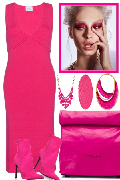 ,.ONLY PINK