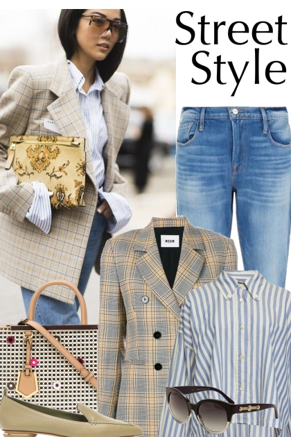 GET THE LOOK-PATTERN MIXED