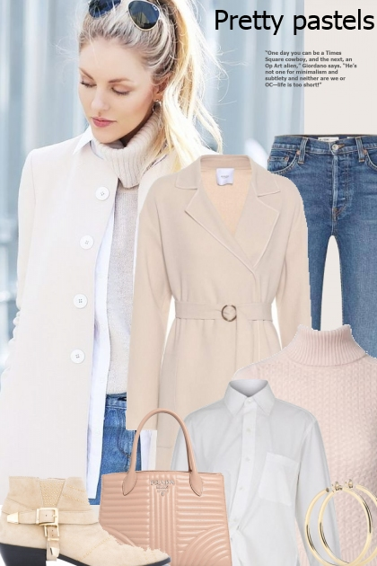 Stay pretty in pastels