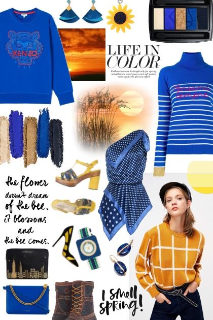 VAN GOGHS colour palette