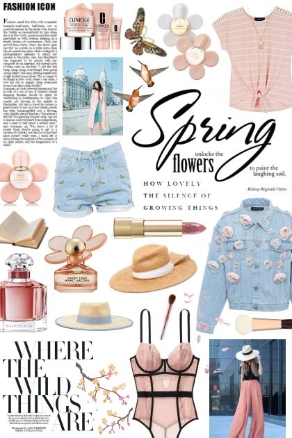 Blushing Spring