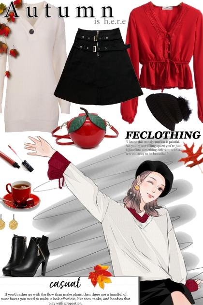 autumn casual FEclothing