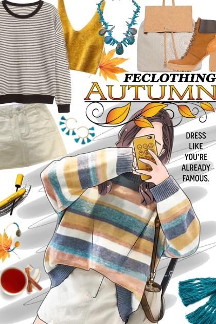 casual autumn FEclothing