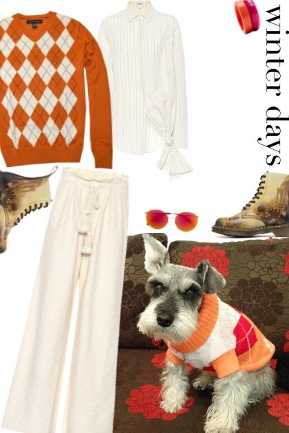 good dog bad sweater