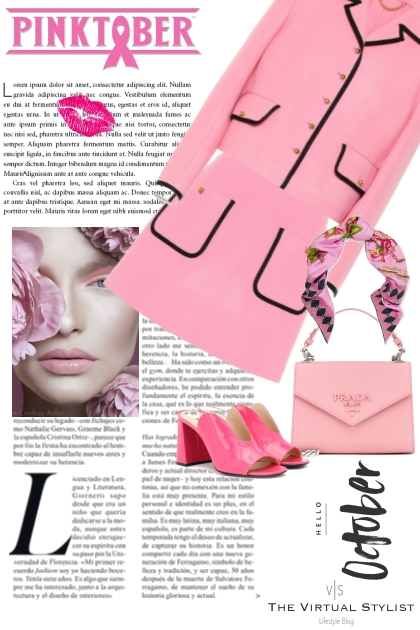 Go for Pink!