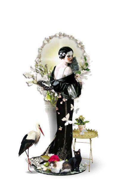 The Elegant Lady- Fashion set