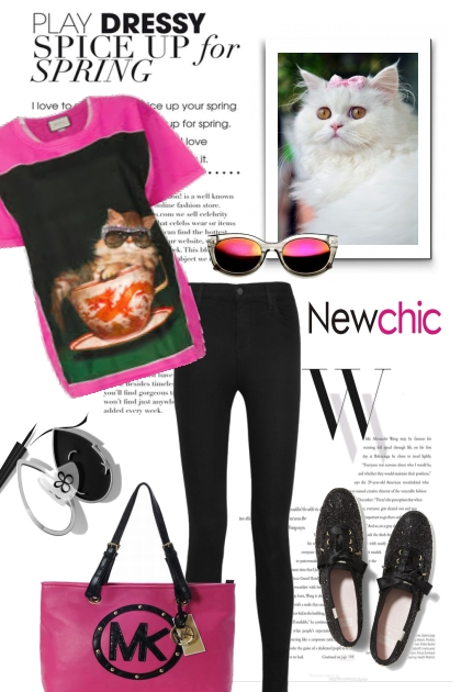Feline Spicy Street Wear