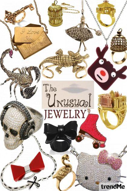 The Unusual Jewelry