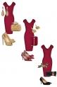 basic coctail dress