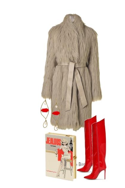 fure coat