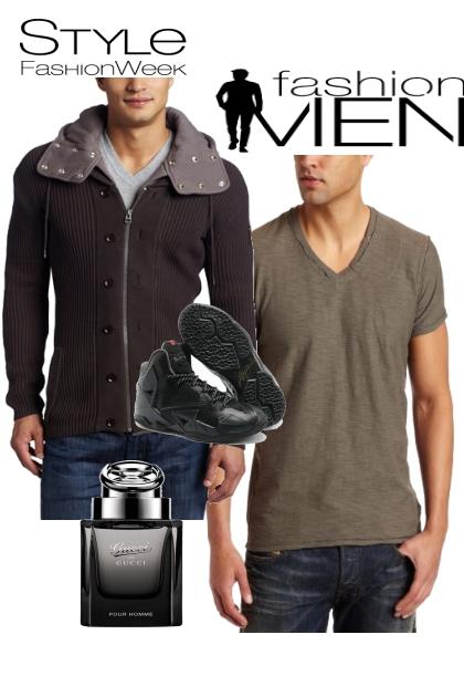 DIESEL men fashion