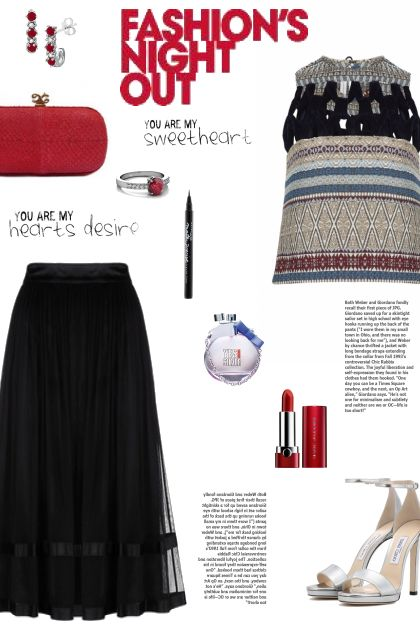 How to wear a Tulle Skirt!
