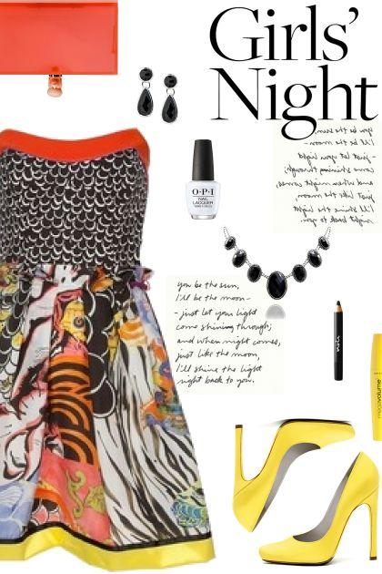 How to wear a Sweetheart Dress!