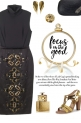 How to wear an Embellished Dress!