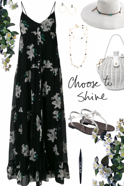 How to wear a Maxi Dress!