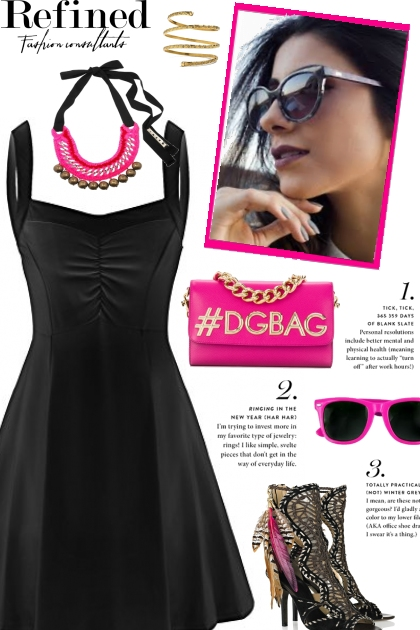 How to wear s Swing Dress!