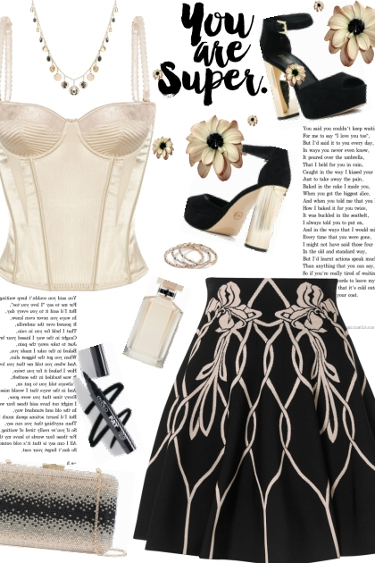 How to wear a Corset Top!