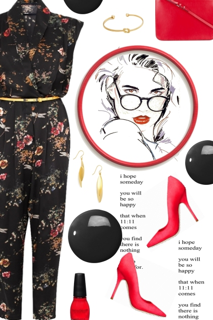 How to wear a Jumpsuit!