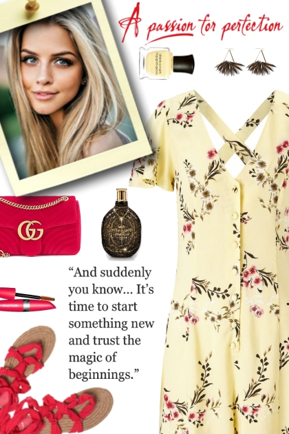 How to wear a Floral Romper!
