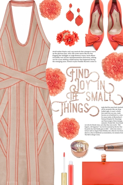 How to wear a Halter Bandage Dress!