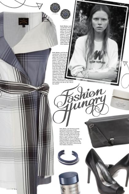 How to wear a Tartan Wrap Dress!