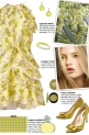 How to wear a Floral Layered Dress!