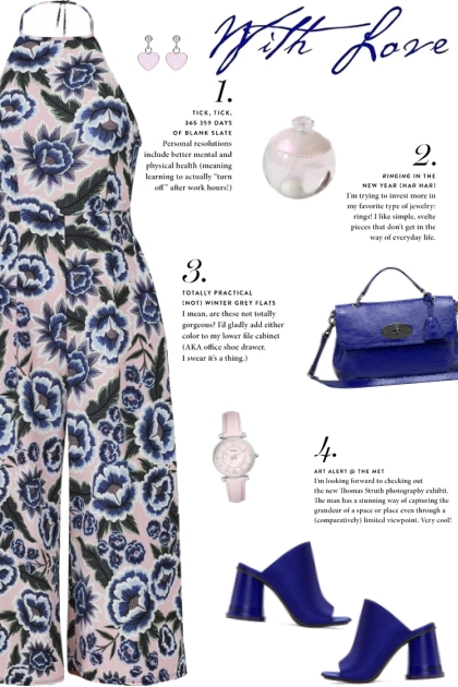 How to wear a Halter Cropped Floral Jumpsuit!